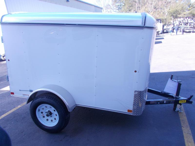 2019 Carry-On 5X8 Enclosed Cargo Trailer 2020306