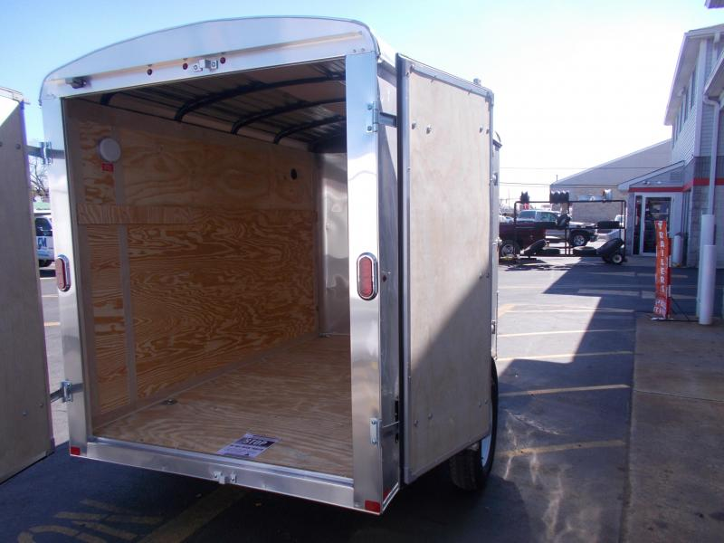 2019 Carry-On 6X10 Enclosed Cargo Trailer 2020376