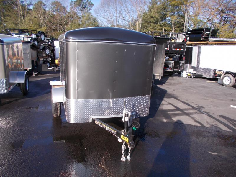 2019 Carry-On 5x8 Enclosed Cargo Trailer 2020129