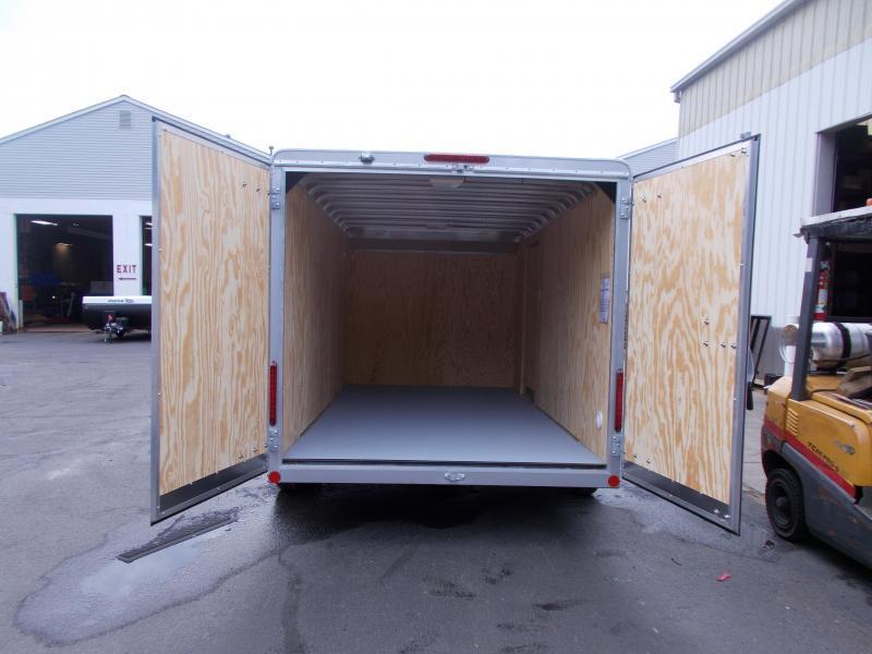 2020 Car Mate Trailers 7x14 Enclosed Cargo Trailer 2020803