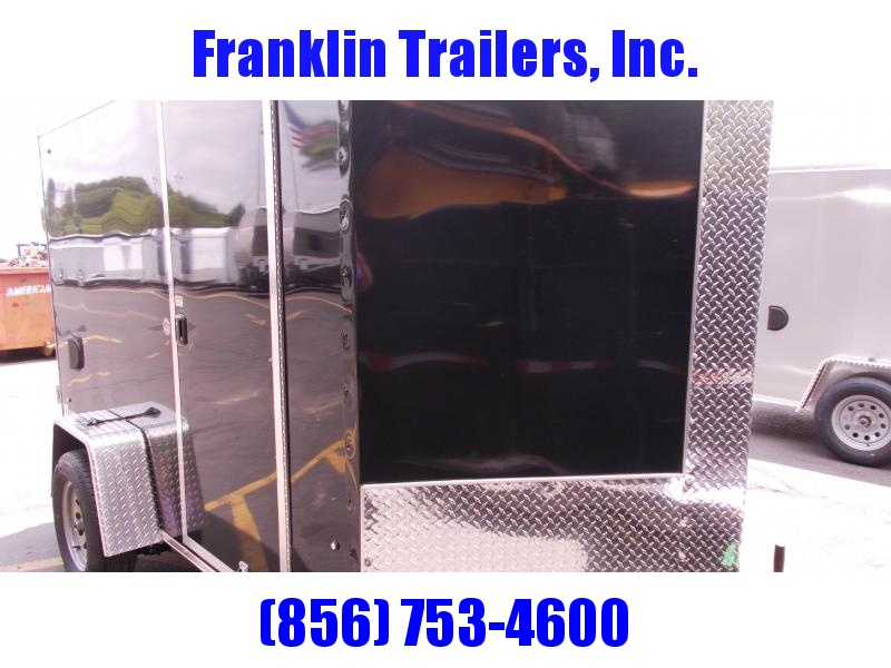 2020 Cargo Express 6X10 Enclosed Cargo Trailer 2020760