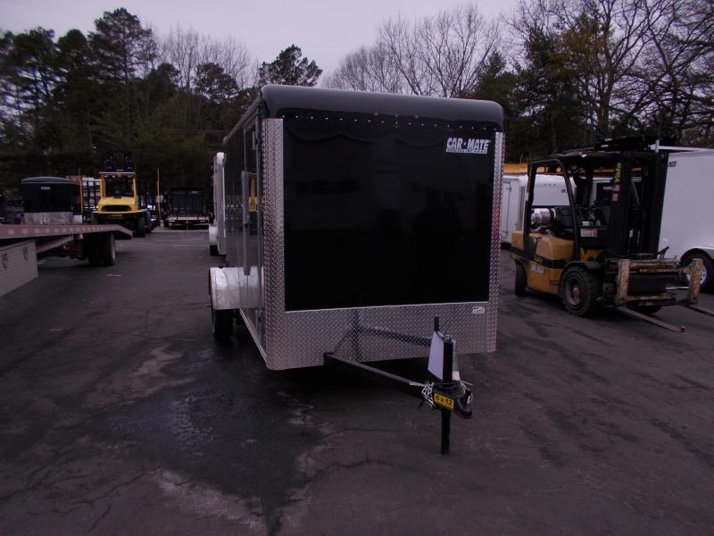 2019 Car Mate Trailers 6x12 Single Axle Enclosed Cargo Trailer 2019987