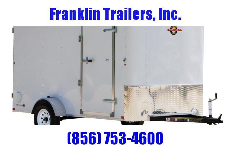 2020 Carry-On 6X12 Enclosed Cargo Trailer 2020701