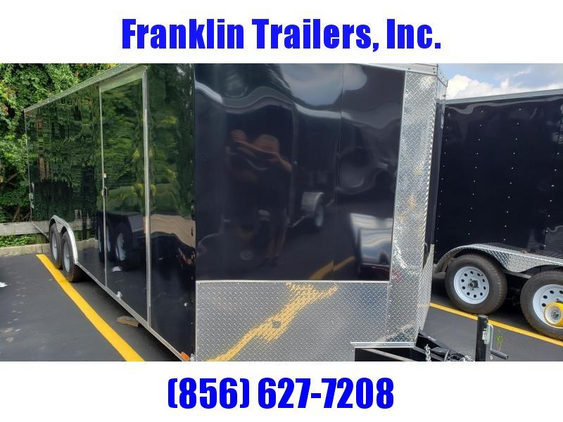 2020 Cargo Express 8.5X24 Car / Racing Trailer 2020534