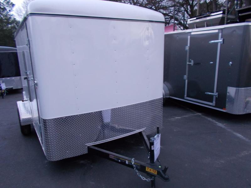 2019 Carry-On 7X12 Enclosed Cargo Trailer 2019702