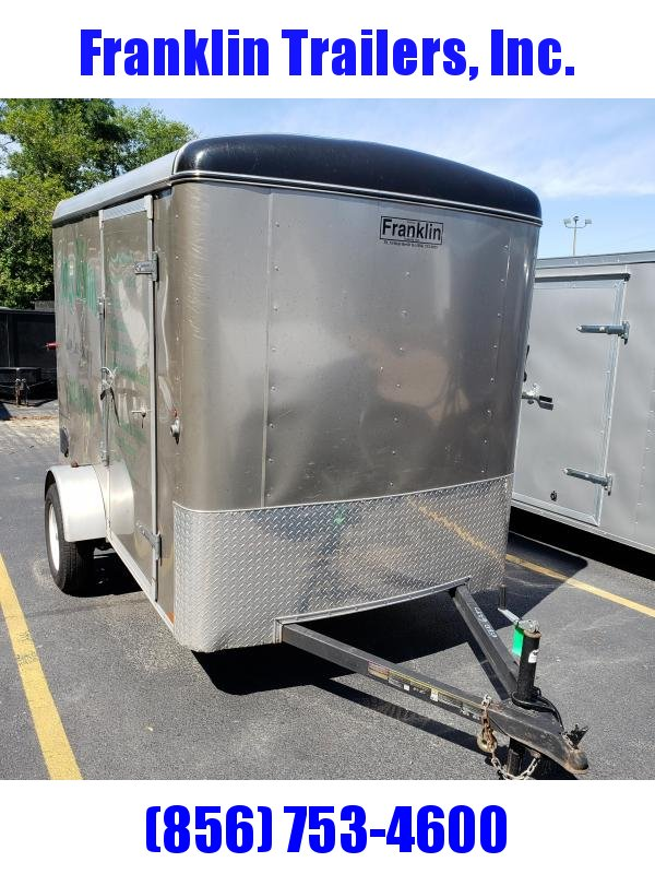 2017 Carry-On USED 6X10 Enclosed Cargo Trailer 2020798