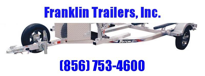 2019 Triton Trailers EWC11 Watercraft Trailer 2020506