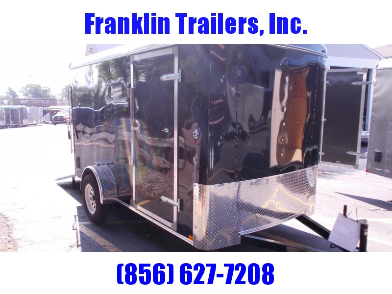 2020 Carry-On 6X12 Enclosed Cargo Trailer 2020695