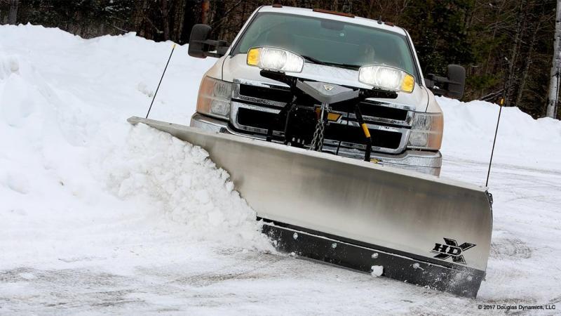 2019 Fisher Engineering HDX Snow Plow