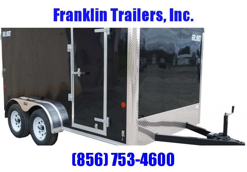 2019 Car Mate 7x12 Enclosed Cargo Trailer 2020968