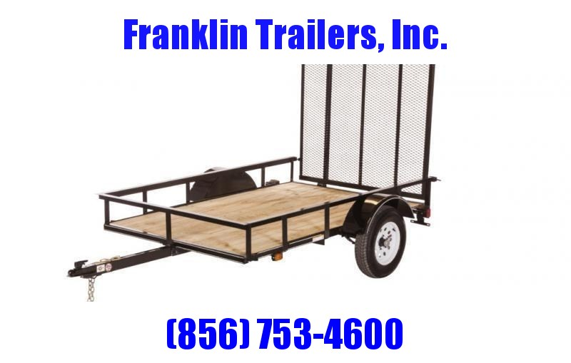 2020 Carry-On 5X8 Utility Trailer 2020910
