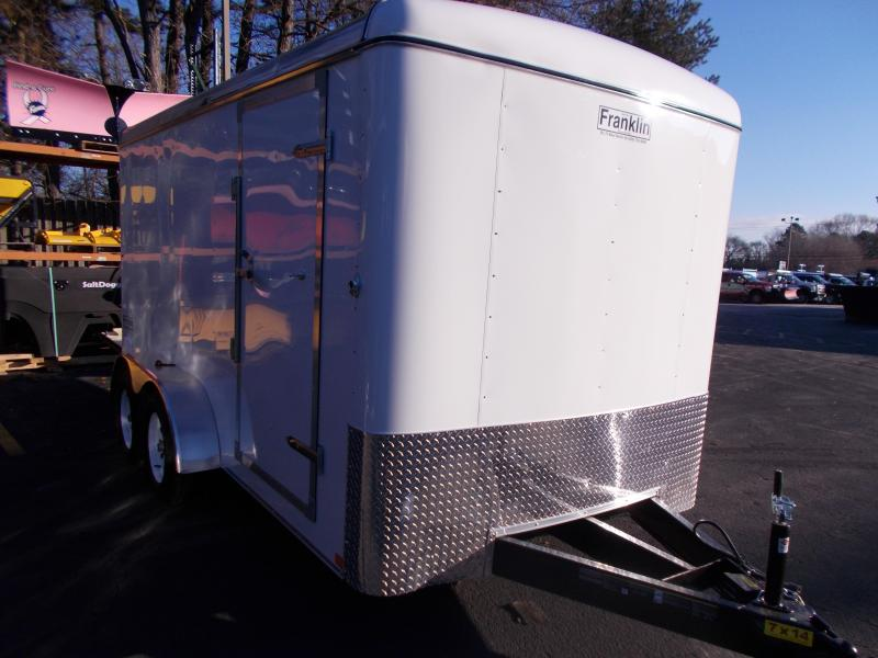 2019 Carry-On 7X14 Enclosed Cargo Trailer 2019711