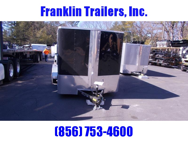 2019 Carry-On 7X16 Bull Nose Enclosed Cargo Trailer 2020255