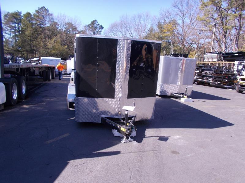 2019 Carry-On 7X16 Enclosed Cargo Trailer 2020255