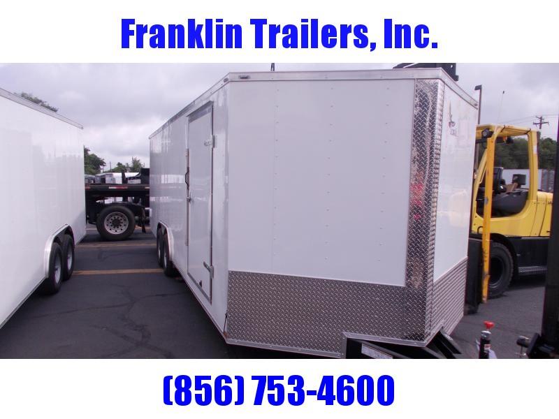 2020 Lark 8.5x24 Car / Racing Trailer in Ashburn, VA