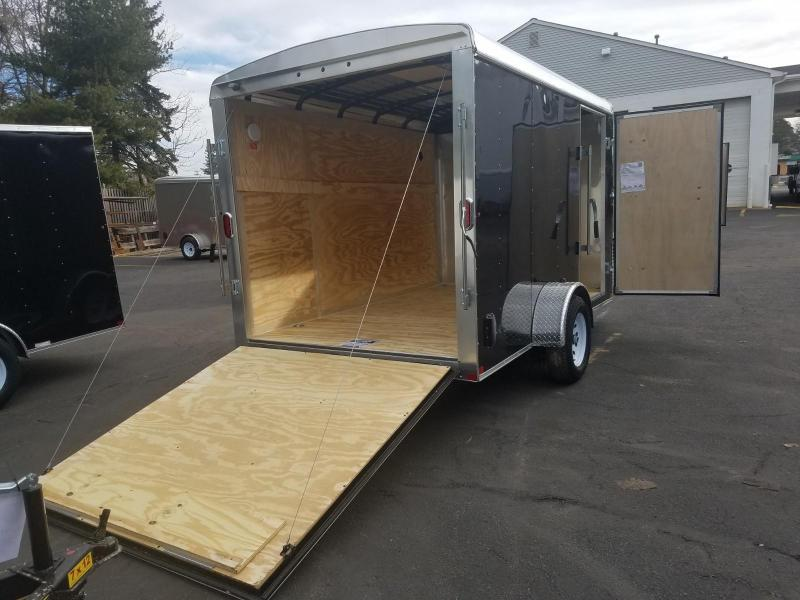 2019 Carry-On 7X12 Enclosed Cargo Trailer 2020049