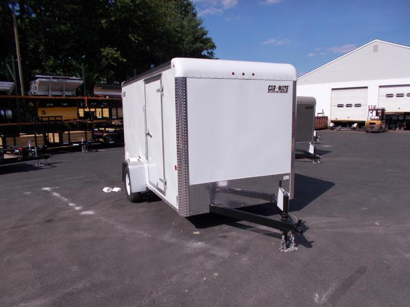 2020 Car Mate Trailers 6x12 Enclosed Cargo Trailer 2020796