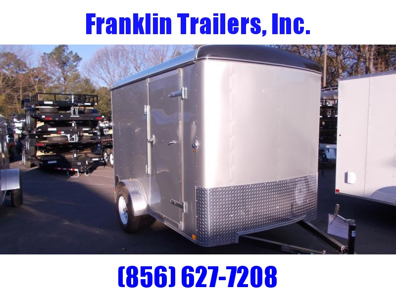 2019 Carry-On 6X10 Enclosed Cargo Trailer 2020191