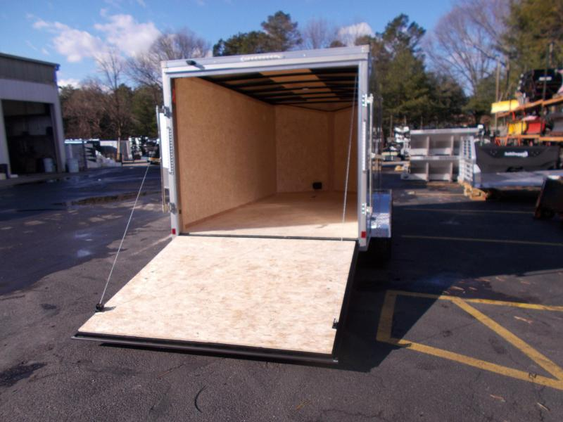2019 Cargo Express 7X14 V-Nose Enclosed Cargo Trailer 2019839