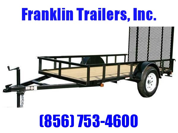 2020 Carry-On 5X8 Utility Trailer 2020919
