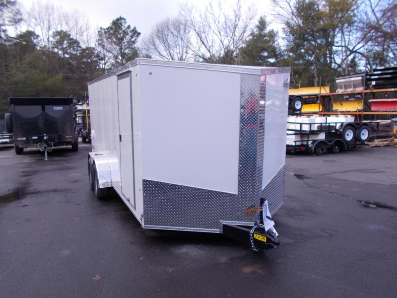 2019 Cargo Express 7X16 Enclosed Cargo Trailer 2019760