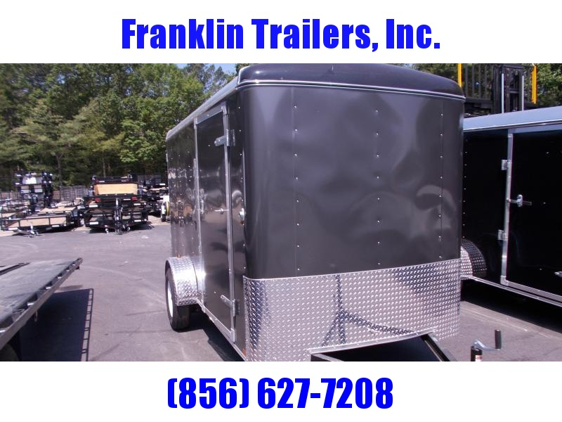 2020 Carry-On 6X12 Enclosed Cargo Trailer 2020702