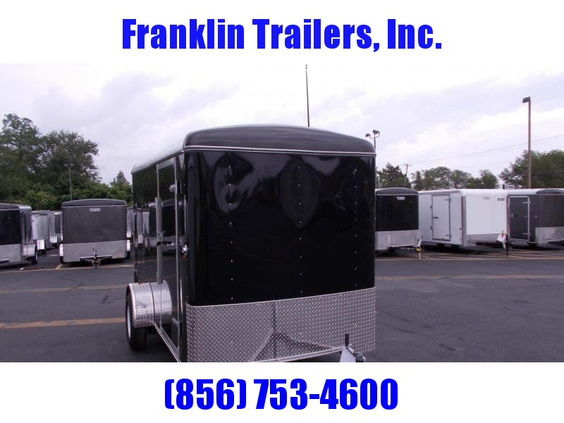 2019 Carry-On 6X12 Enclosed Cargo Trailer 2020706