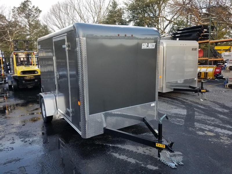 2019 Car Mate Trailers 6x12 Enclosed Cargo Trailer 2019900