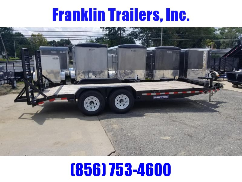 2019 Used Sure-Trac 7 x 18 Equipment 14k 2020942