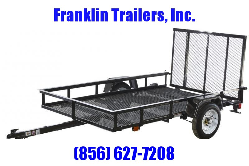 2019 Carry-On 5X8G Utility Trailer 2020725