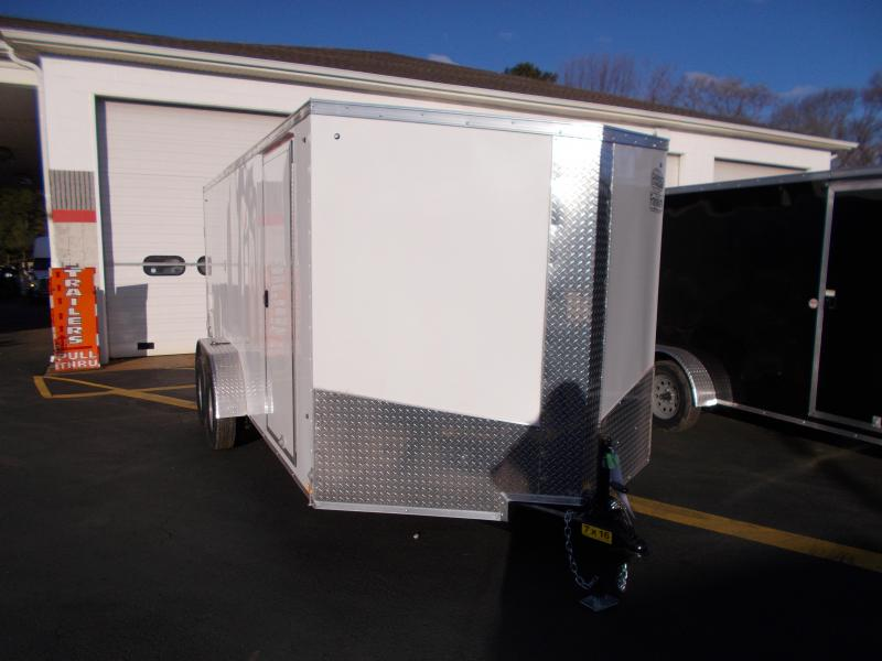 2019 Cargo Express 7X16 V-Nose Enclosed Cargo Trailer 2019846