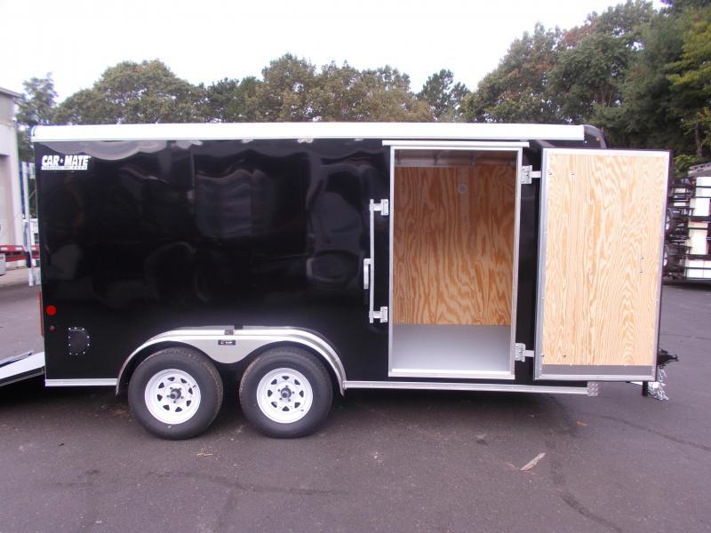 2019 Car Mate 7X14 Enclosed Cargo Trailer 2021024