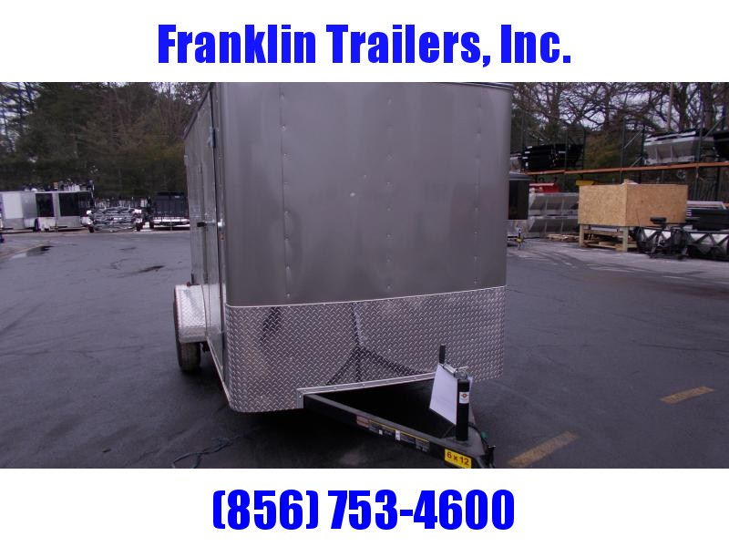 2019 Carry-On 6X12 Enclosed Cargo Trailer 2019925