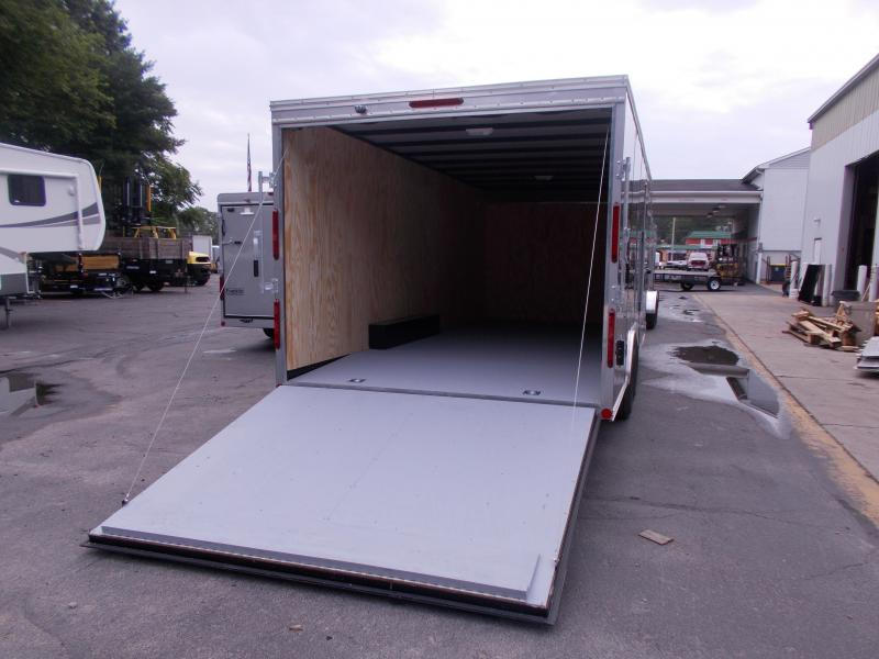 2020 Car Mate Trailers 8.5x20 Landscaper Trailer 2020805