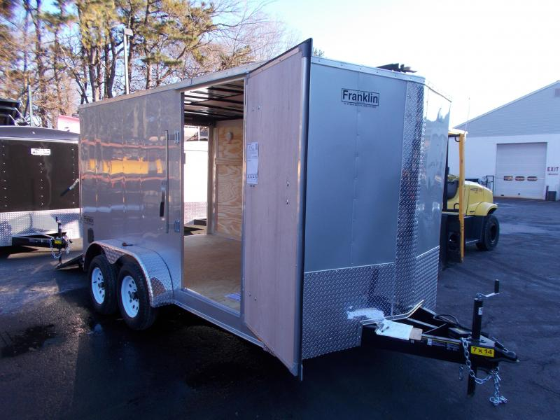 2019 Carry-On 7X14 Enclosed Cargo Trailer 2019713