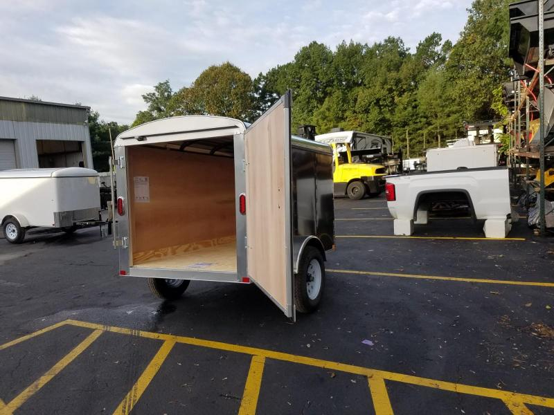2019 Carry-On 5x8 Enclosed Cargo Trailer 2019588