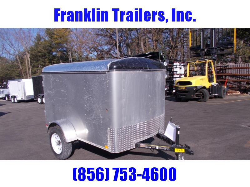 2019 Carry-On 5X8 Enclosed Cargo Trailer 2020256