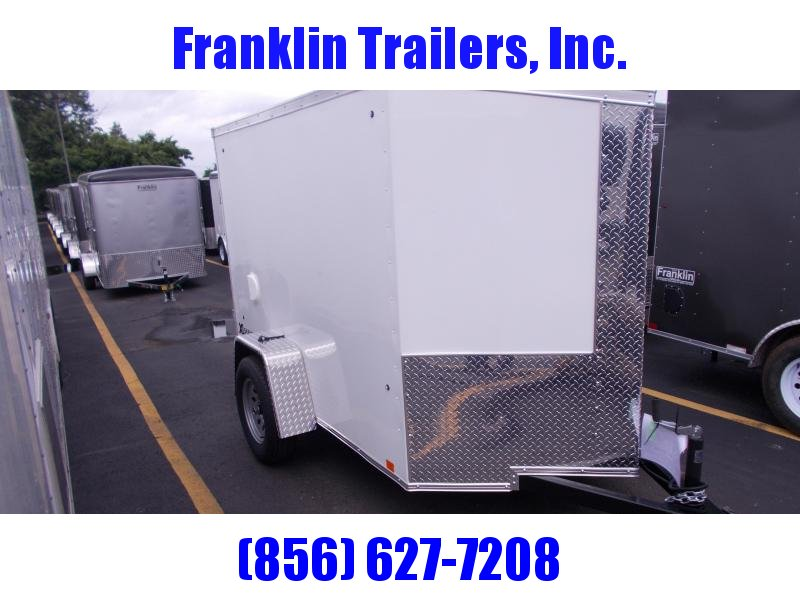 2020 Cargo Express 5X8 Enclosed Cargo Trailer 2020696