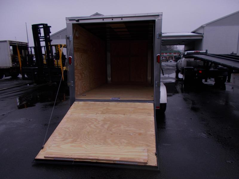 2019 Carry-On 7X14 Bull Nose Enclosed Cargo Trailer 2019931