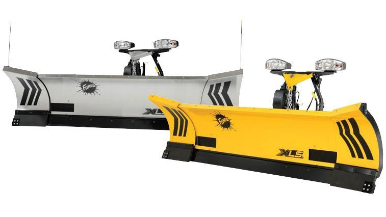 2019 Fisher Engineering XLS Snow Plow