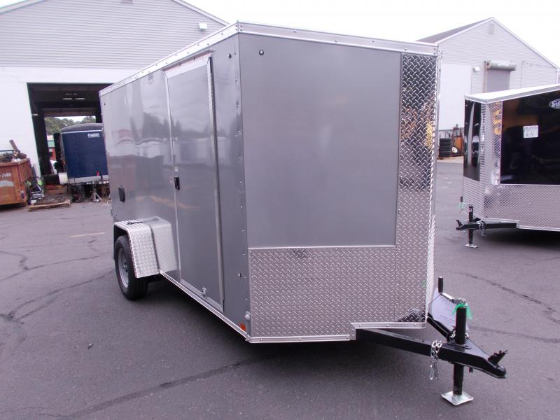2020 Cargo Express XLW 6X12SI2 Enclosed Cargo Trailer