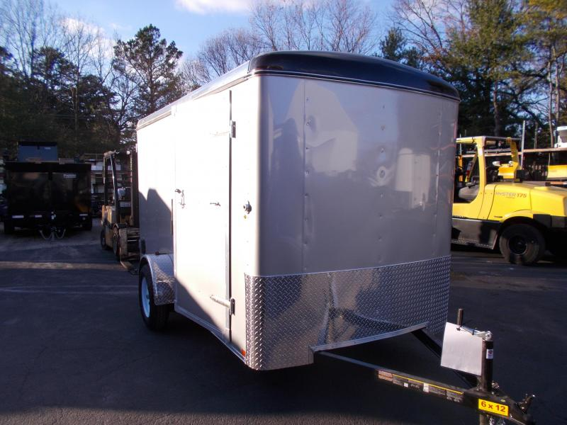 2019 Carry-On 6X12 Enclosed Cargo Trailer 2019700 in Ashburn, VA