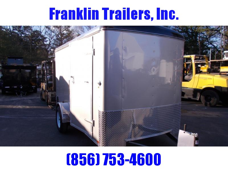 2019 Carry-On 6X12 Enclosed Cargo Trailer 2019700