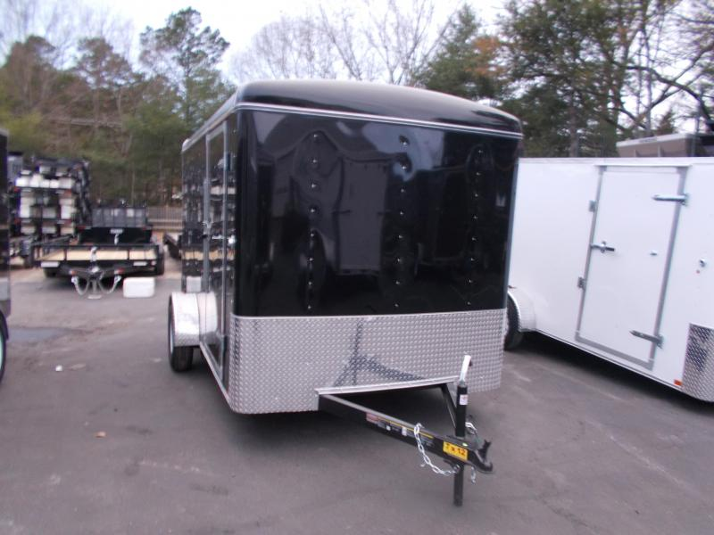2019 Carry-On 7X12 Enclosed Cargo Trailer 2019705