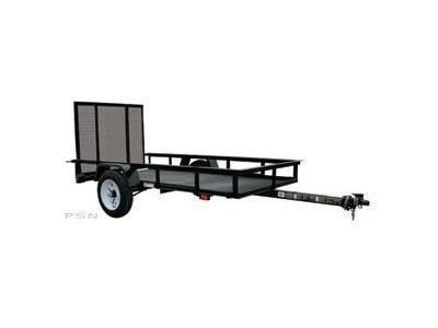 2019 Carry-On 4X8 - 2000 lbs. GVWR Mesh Floor Utility Trailer 2020131