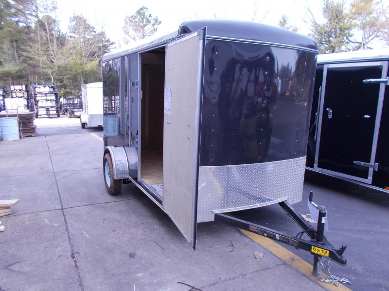 2019 Carry-On 6X12 Enclosed Cargo Trailer 2019812