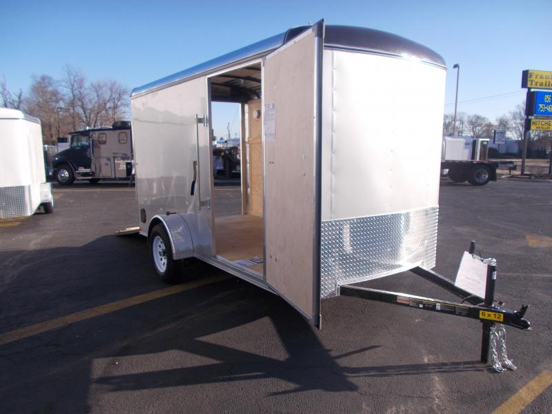 2019 Carry-On 6X12 Enclosed Cargo Trailer 2020327