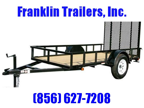 2019 Carry-On 5X8 Utility Trailer 2020354