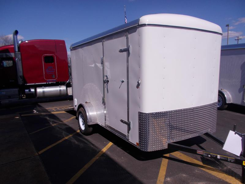 2019 Carry-On 6X12 Enclosed Cargo Trailer 2020377