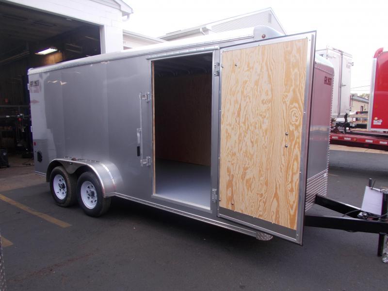 2020 Car Mate Trailer 7 X16  Enclosed Cargo Trailer 2021043